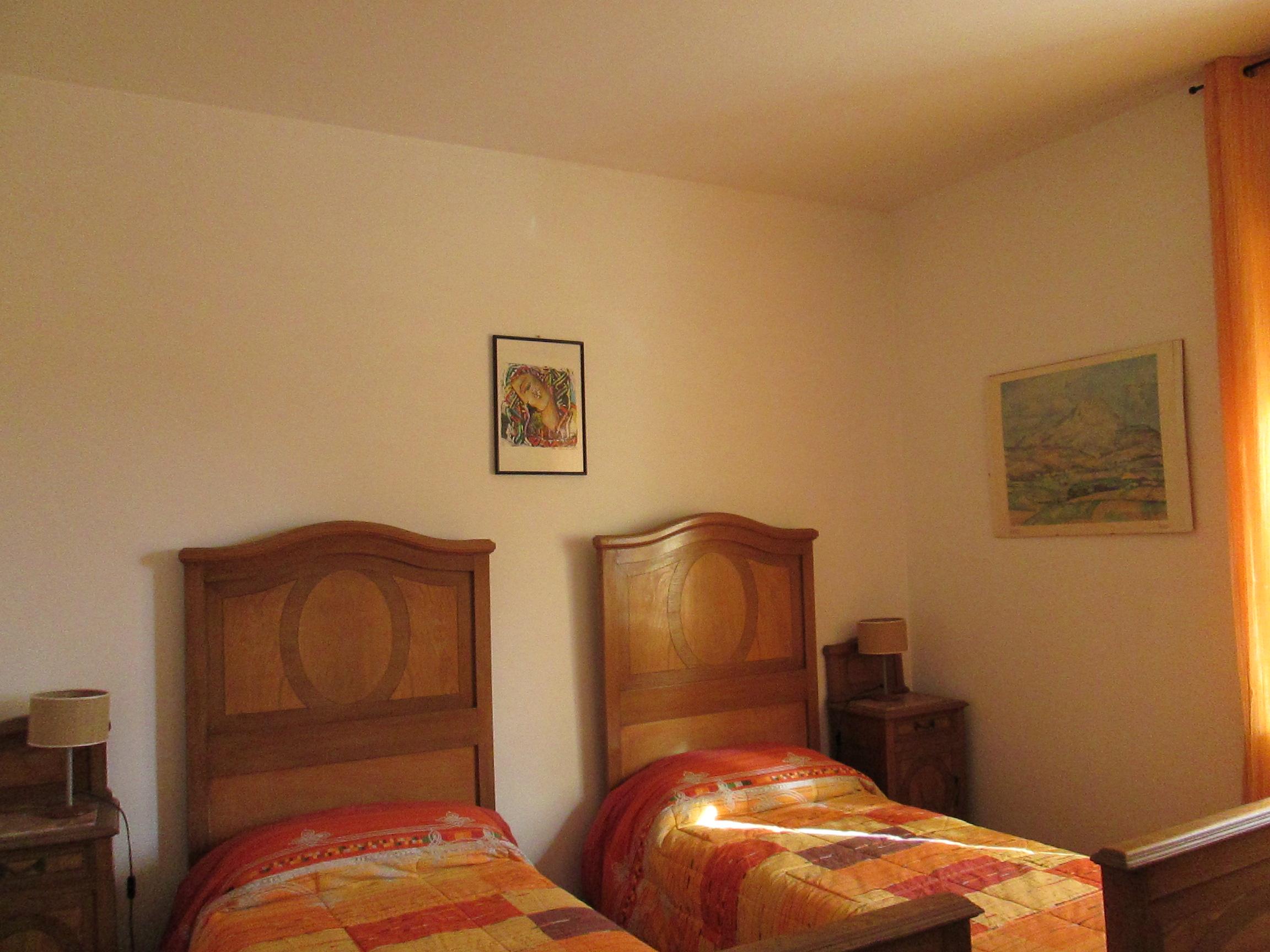 camera doppia i due letti