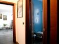 particolare corridoio mini suite
